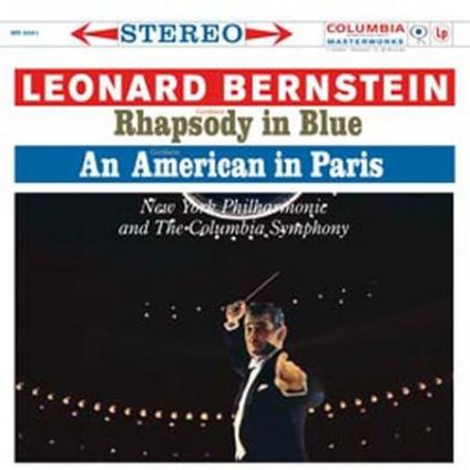 Leonard Bernstein - Gershwin - LP