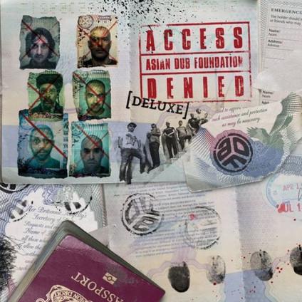 Access Denied - Asian Dub Foundation - LP