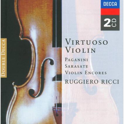 Sarasate* - - Paganini - CD