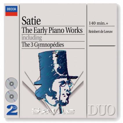 Reinbert de Leeuw - Satie - CD
