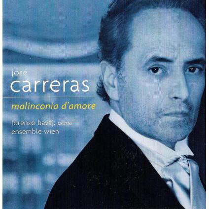 Malinconia D' Amore - José Carreras - CD