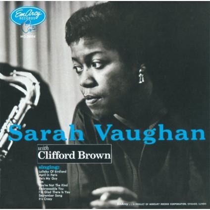Clifford Brown - Sarah Vaughan - CD