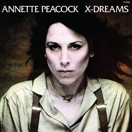 X-Dreams - Annette Peacock - CD