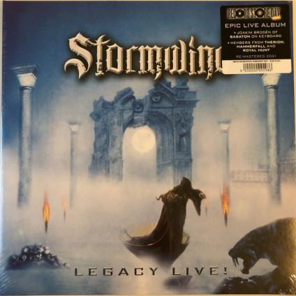 Legacy Live ! - Stormwind - LP