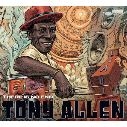 There Is No End - Tony Allen - LP