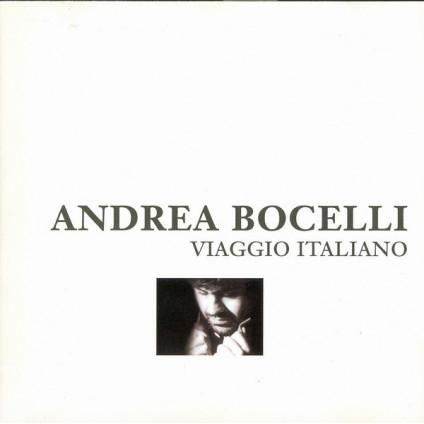 Viaggio Italiano - Andrea Bocelli - CD