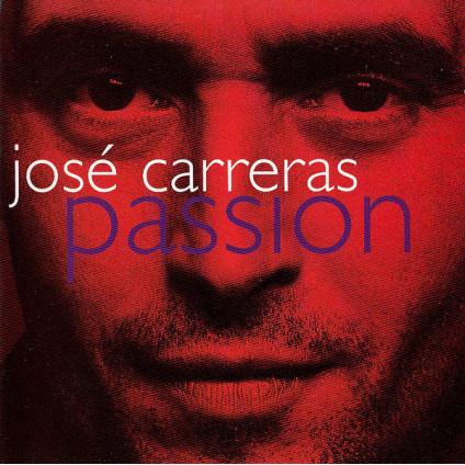 Passion - José Carreras - CD