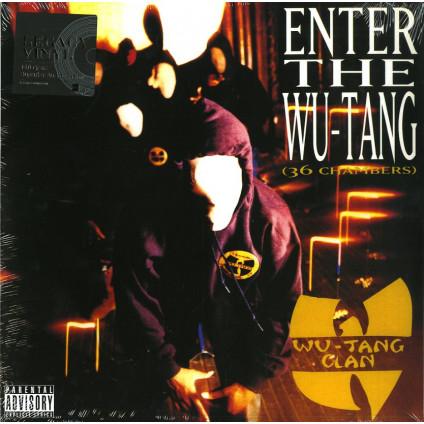 Enter The Wu-Tang (36 Chambers) - Wu-Tang Clan - LP