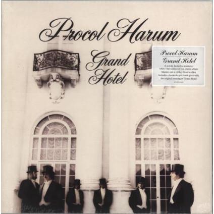 Grand Hotel - Procol Harum - LP