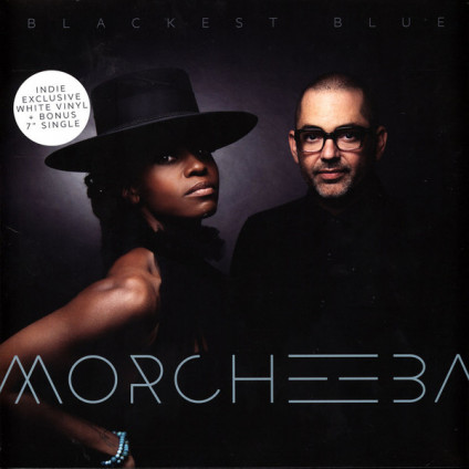 Blackest Blue - Morcheeba - LP