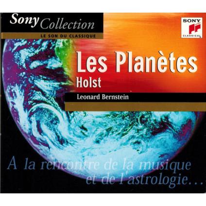 Leonard Bernstein - Holst - CD