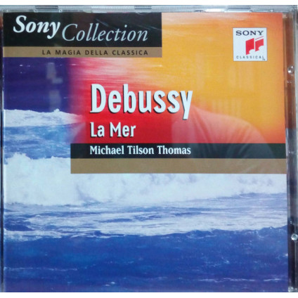 Michael Tilson Thomas - Debussy - CD