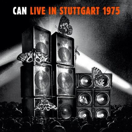Live In Stuttgart 1975 - Can - CD
