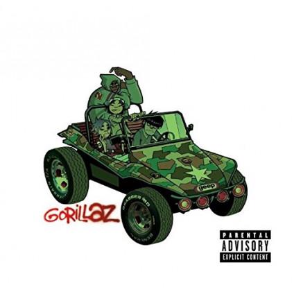 Gorillaz - Gorillaz - LP