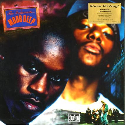 The Infamous - Mobb Deep - LP
