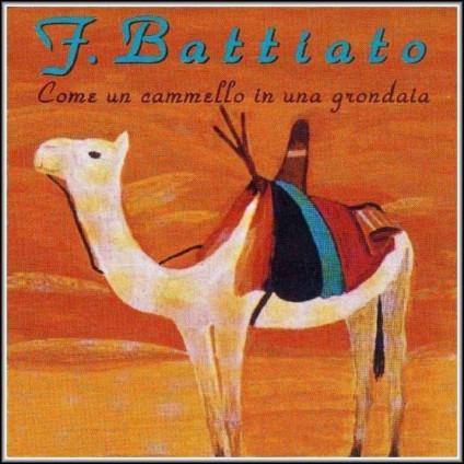 Come Un Cammello In Una Grondaia - F. Battiato - LP