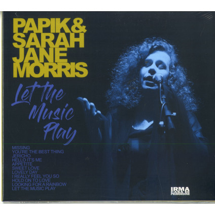 Sarah Jane Morris - Papik - CD