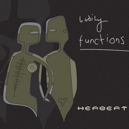 Bodily Functions (Transparent Grey Vinyl) - Herbert - LP