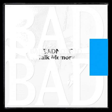 Talk Memory (Vinyl White) (Indie Exclusive) - Badbadnotgood - LP