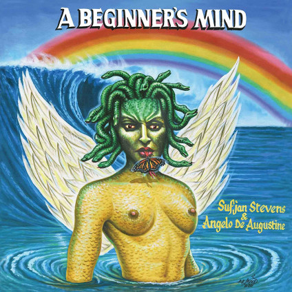 A Beginner'S Mind (Vinyl Solid Green) - Stevens Sufjan & De Augustine Angelo - LP